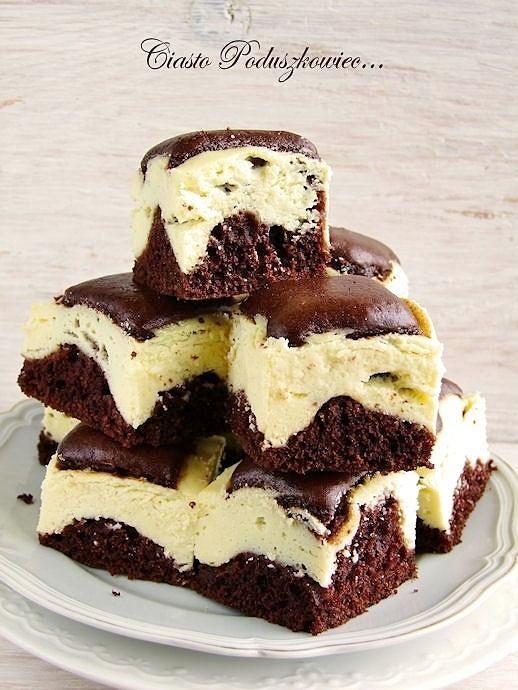 ciasto poduszkowiec… | mniam-mniam