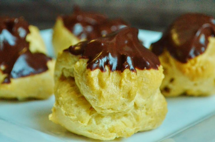 Forever Nutrition: Profiteroles