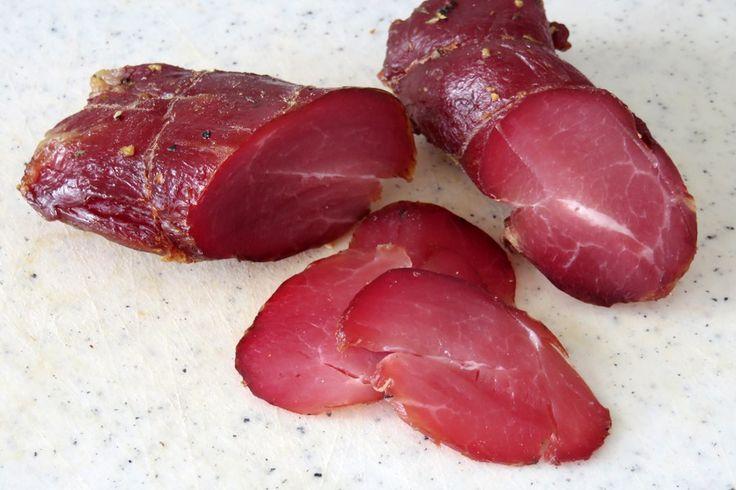 Schweinefilets kaltgeräuchert