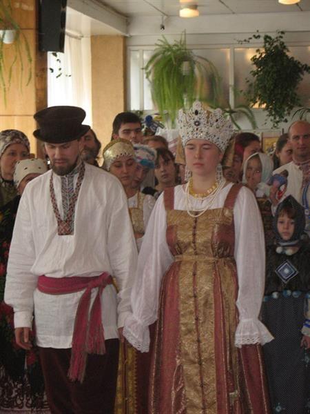 Где в омске можно сшить русский народный костюм