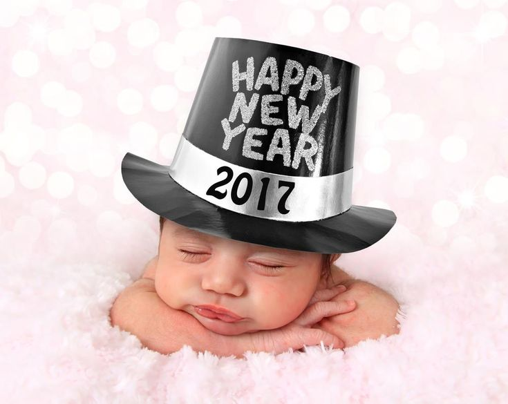 Happy New Year Baby images 2017