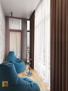 Фото: Интерьер кальянной - Интерьер квартиры в современном стиле, ЖК «Дом у березового сада», 168 кв.м.