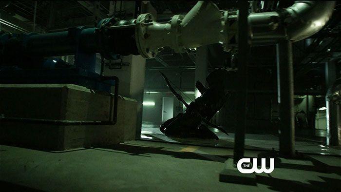 "Arrow - ""Legacies""."
