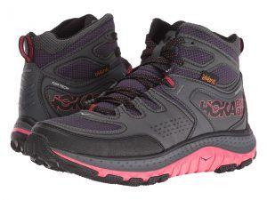 Hoka One One Tor Tech Mid WP (Nightshade/Teaberry) Women's Shoes