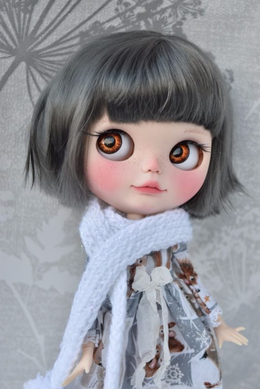 OOAK Custom Blythe Doll - BAMBI - By BlytheAdore