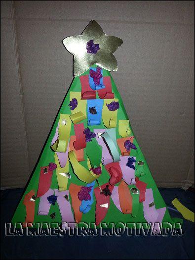Árbol de Navidad. Educación Infantil