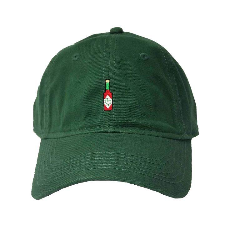 5b710b353a2 Capsule Design U.S.A America Eagle Cotton Baseball Cap Hunter Green