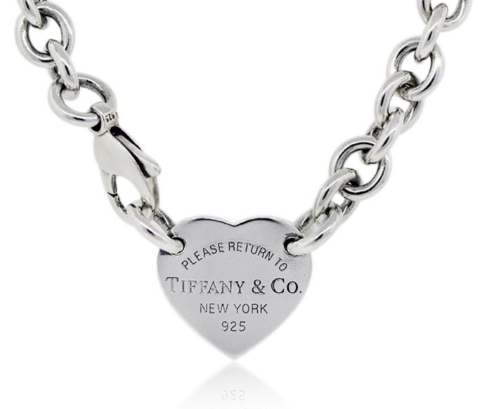27 best all things tiffany co images on pinterest for How do i clean sterling silver jewelry