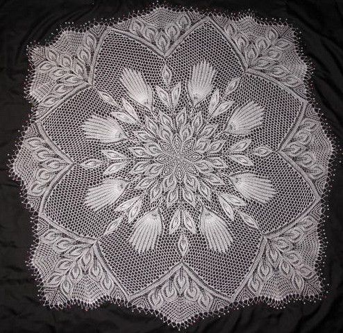 Niebling lace, doily/doilies inspiration.