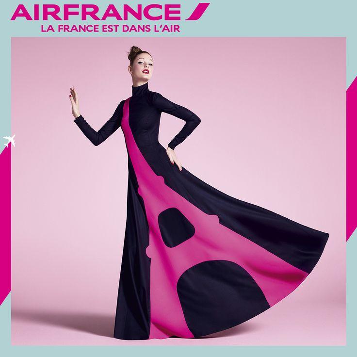 """AIR FRANCE - KLM: Dígale """"OUI"""" a Francia  y a sus tarifas promocionales hasta el 31 de octubre!! #SantiagoElegante_Airfrance #SantiagoElegante_KLM #SantiagoElegante #ViajesyTurismo #Vitacura"""