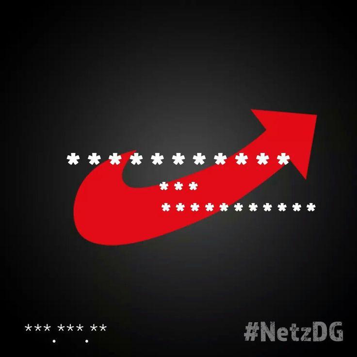 Angesichts der Auswirkungen des #NetzDG haben wir beschlossen, unseren Auftritt temporär den neuen Anforderungen des geschäftsführenden Justizministers Heiko Maas (SPD) anzupassen. Denn wir sind uns ziemlich sicher, dass irgendwo in den Untiefen des Netzwerkdurchsetzungsgesetzes und an irgendeiner versteckten Stelle ein kleines AfD-Logo platziert wurde, das mit zwei dicken roten Balken durchgestrichen ist.