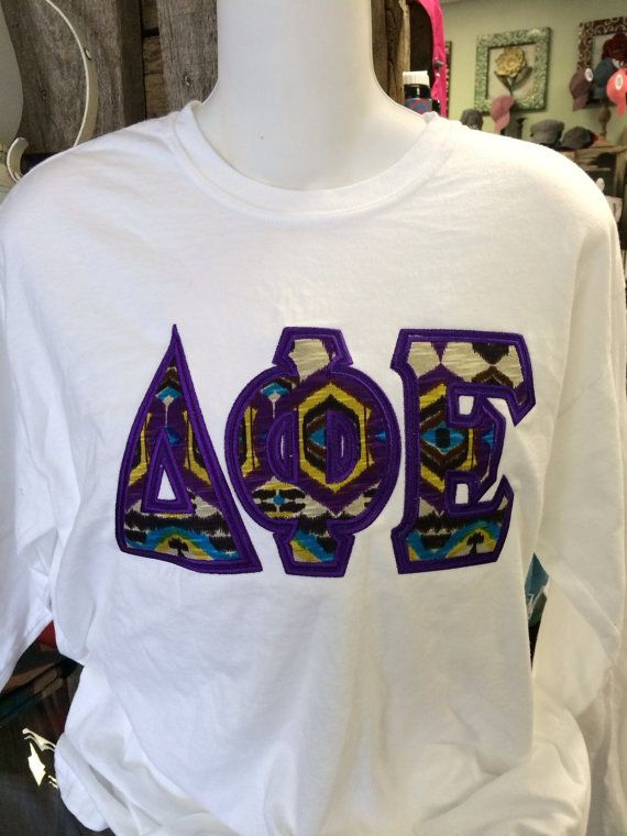 custom tribal print letters shirt httpswwwetsycomlisting