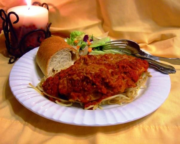 Kittencal's Chicken Parmesan (Low-Fat and Delicious!) | Recipe