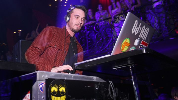 """DJ AM's life and death is the focus of a new documentary """"As I AM: The Life and Times of DJ AM"""""""