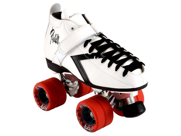 Riedell Divine - Derby Skates @ RollerGirlSkates.com