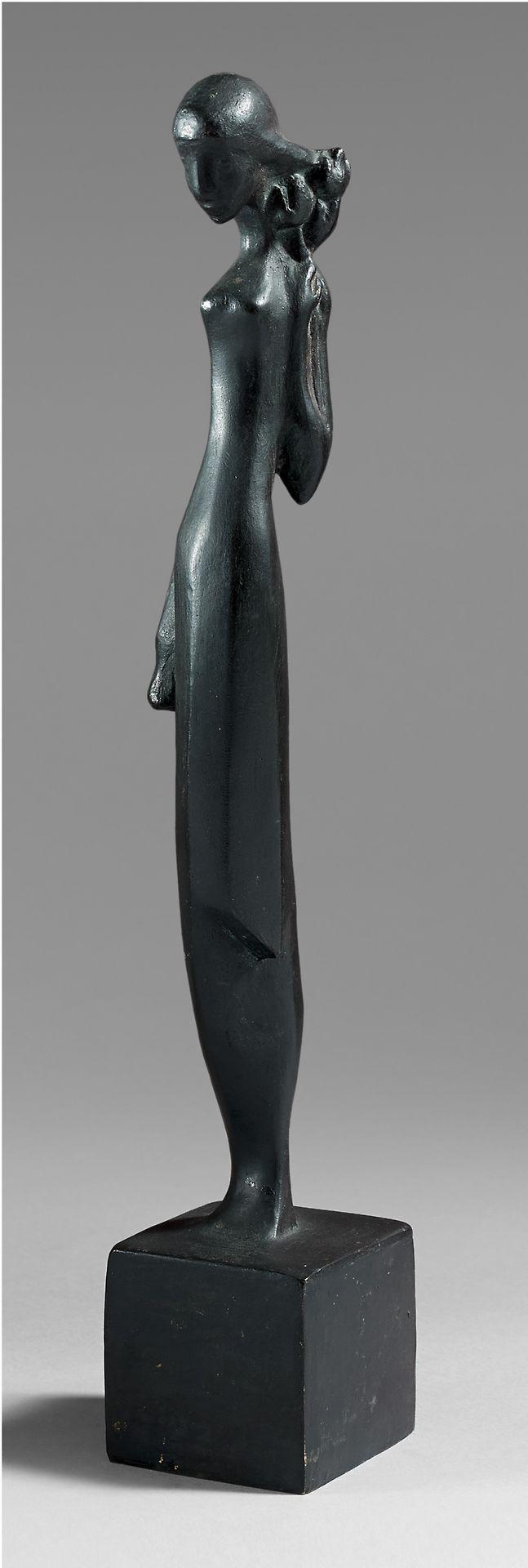 Joseph Csaky (1888-1971) - Jeune fille, 1964