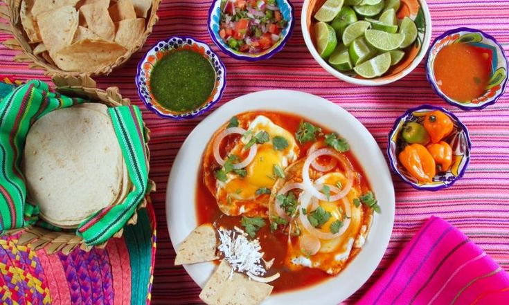 Donald Trump's favorites::: 10 Mexican Breakfast Recipes You Gotta' Try