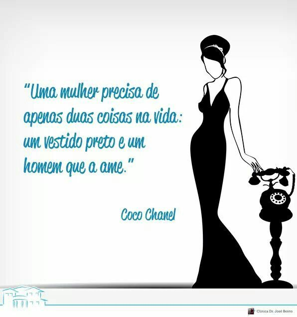 Coco Chanel#verdade