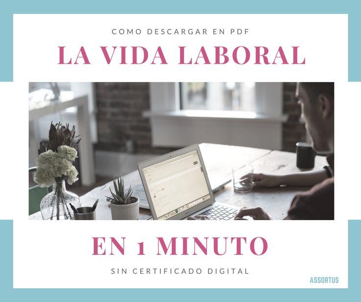 ¿Necesitas tu informe de vida laboral urgentemente y no tienes el certificado digital para poder descargar documentos de la Seguridad Social? ¡No hay problema! Sigue estos sencillos pasos.