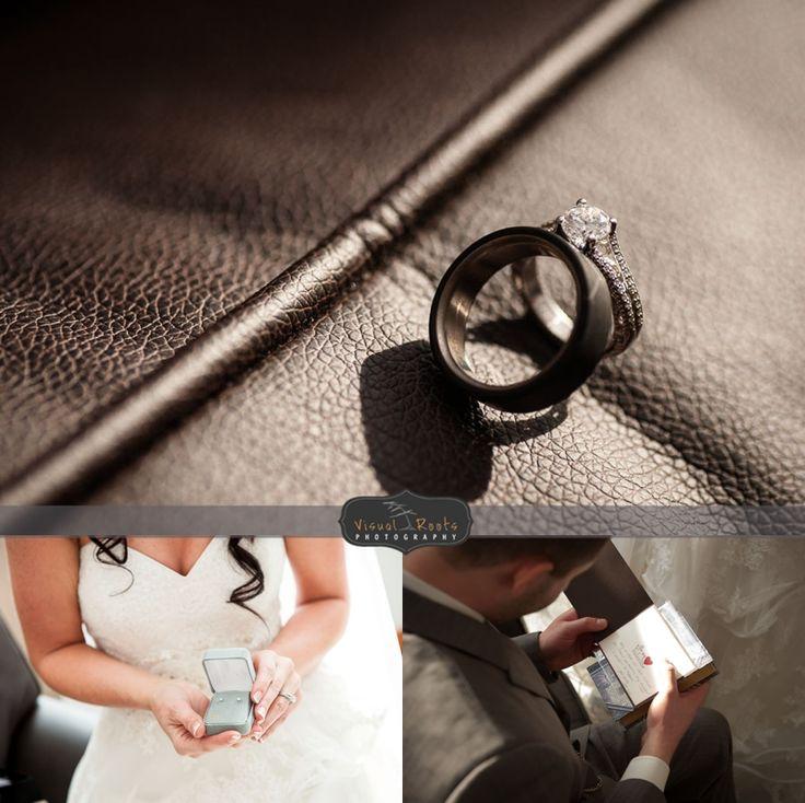 #VisualRoots #Rings #Bride #Groom #Wedding #Muskoka