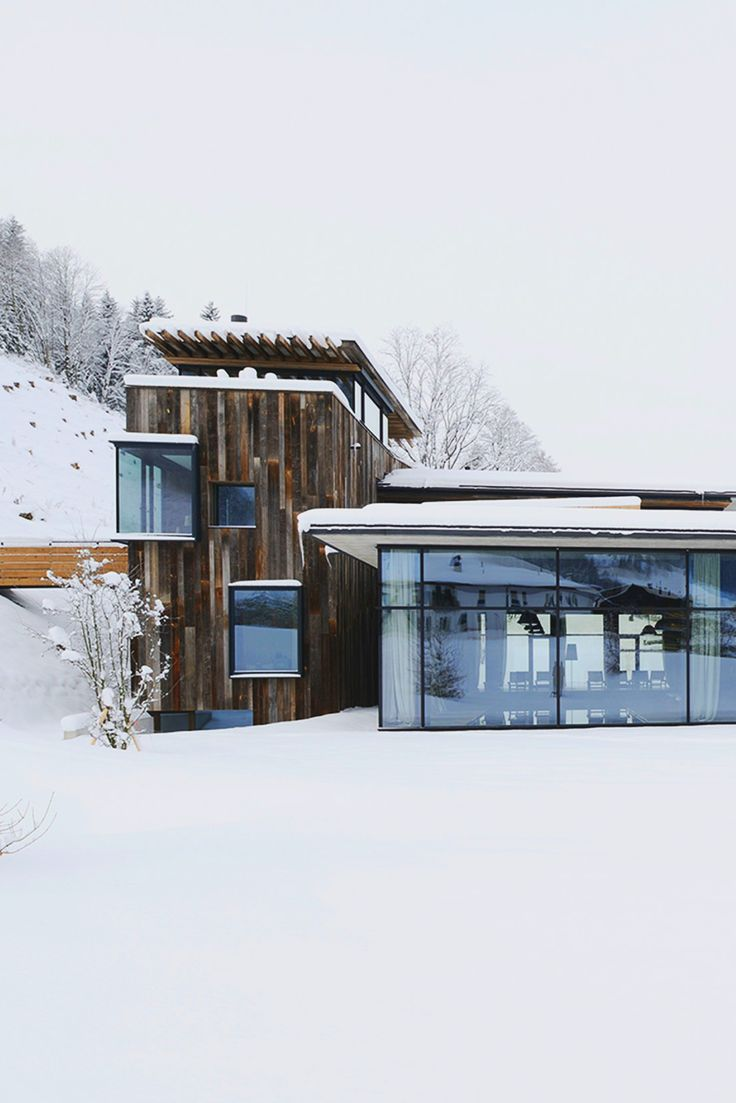 463 best CABINS images on Pinterest | Architecture, Tiny homes and ...