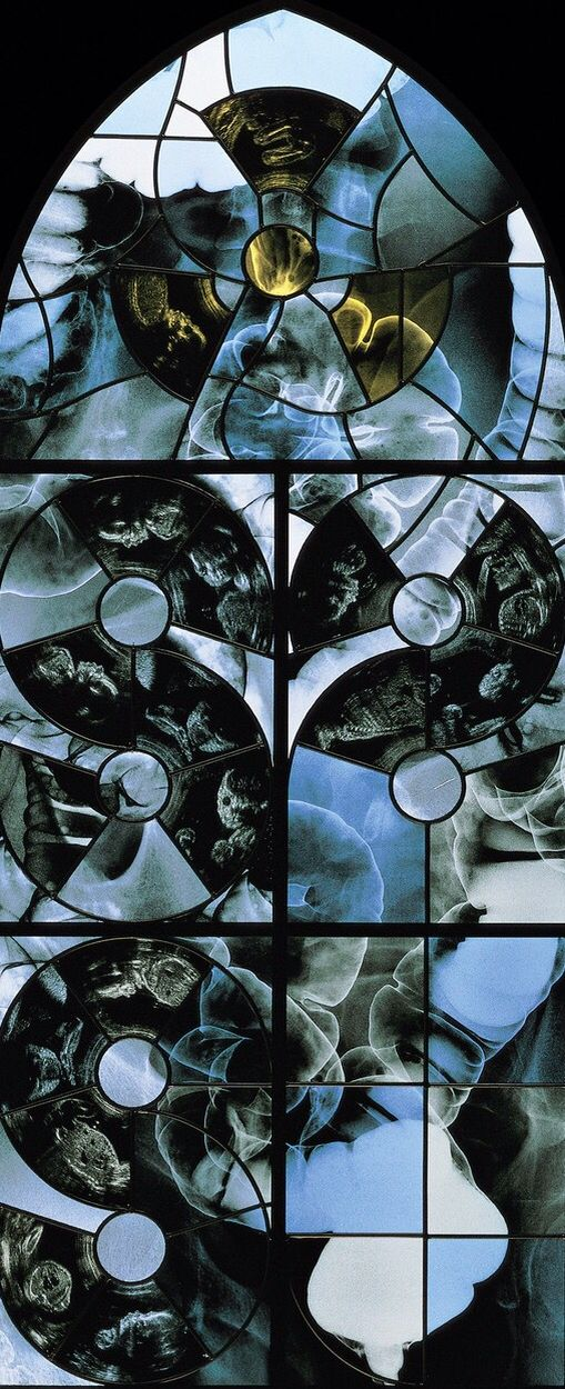 June by Wim Delvoye (2001)