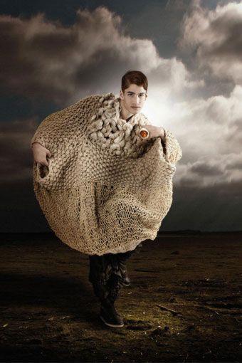 Nicholas Nybro Silk Knitted Sweater