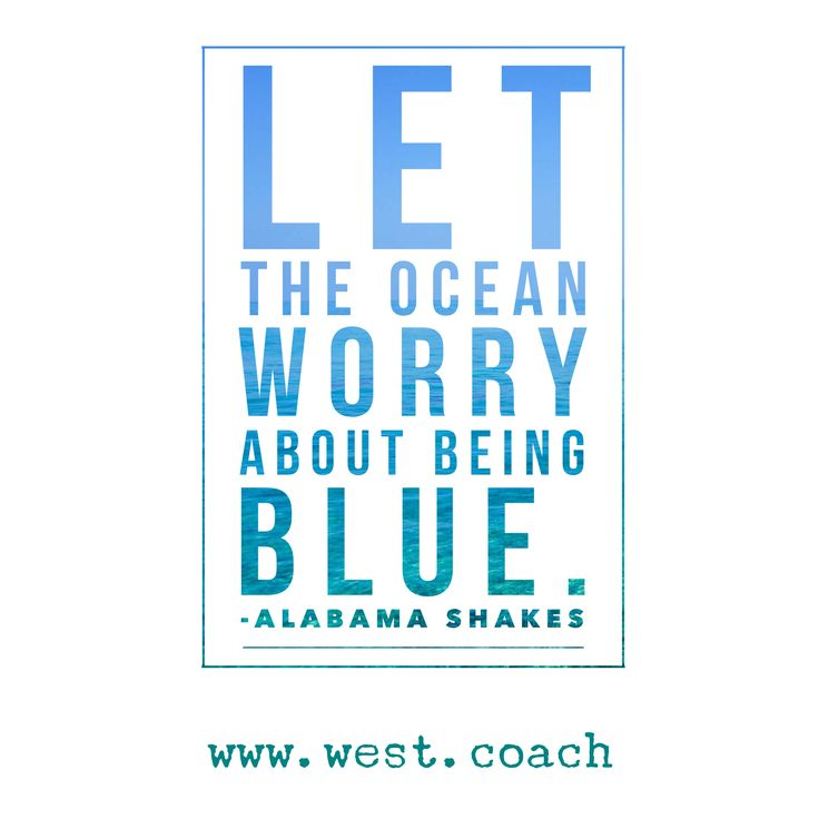 Inspirational Quotes About Being: 17 Best Ocean Quotes On Pinterest