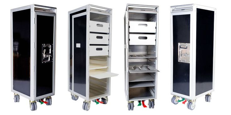 146 Best Revived Airline Catering Trolleys Images On