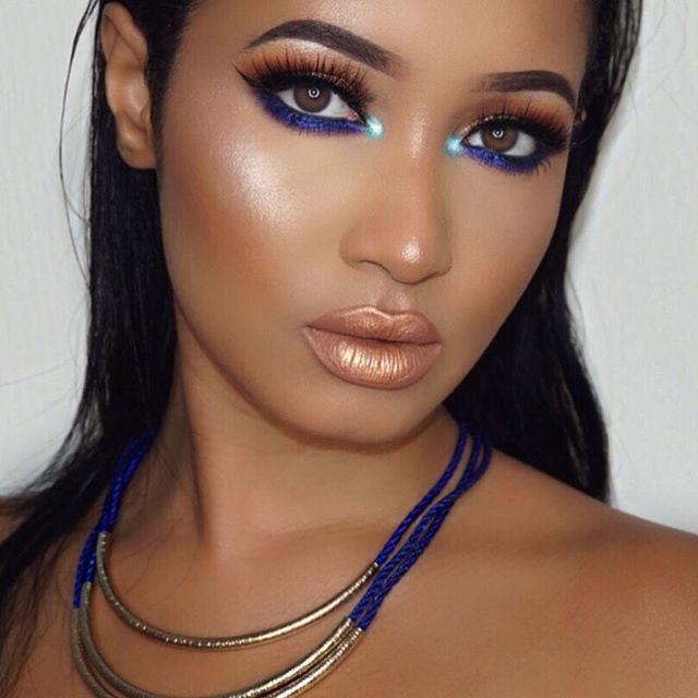 MORPHE X JACLYN HILL  ___________________________   @anastasiabeverlyhills @norvina •Ebony Dip Brow  •Aurora Glow kit over top of inner corner shade  •Nicole Glow kit over top of Artist couture diamond glow powder   ___________________________   @morphebrushes x @jaclynhill  •Jaclyn Hill eyeshadow palette •Morphe Brushes   ___________________________   @flutterlashesinc •Slayla lashes