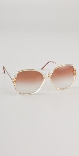 vintage gucci sunglasses. maybe it's b/c I grew up in LA, but