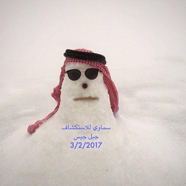Тайны Планеты: Холода и снегопады на Аравийском полуострове. Фото...
