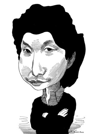 JULY 29 South Korean-born novelist Chang-rae Lee born this day in 1965. 'And it occurred to me that in this new millennial life of instant and ubiquitous connection, you don't in fact communicate so much as leave messages for one another, these odd improvisational performances, often sorry bits and samplings of ourselves that can't help but seem out of context' (Aloft).