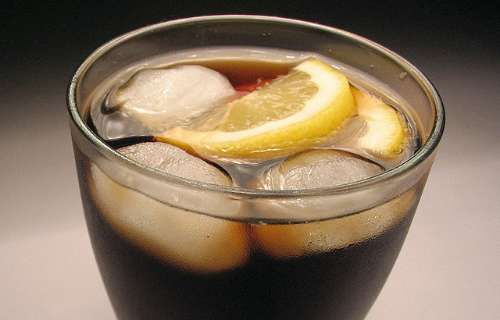 Reducing sugar content in sugar sweetened drinks (including fruit juices) in the UK by 40 per cent o ...