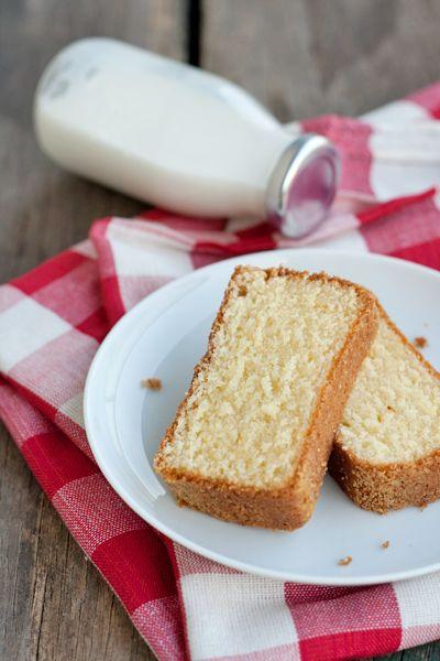 Ricetta Butter cake, come da Starbucks - Labna
