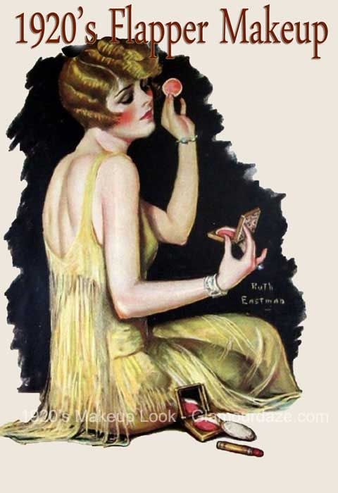 Gallery – The Makeup Looks of the 1920′s. 1920s-flapper-makeup