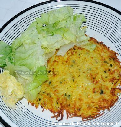 Recette Criques ardéchoises .Facile et pas cher, la crique ardéchoise est un plat traditionnel de nos campagnes. La crique ardéchoise est un plat idéal pour le dîner accompagné d'une salade verte, elle séduira tous vos convives.  . Cette recette est une spécialité de la région Rhône Alpes