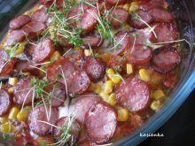 Zapiekanka pomidorowa