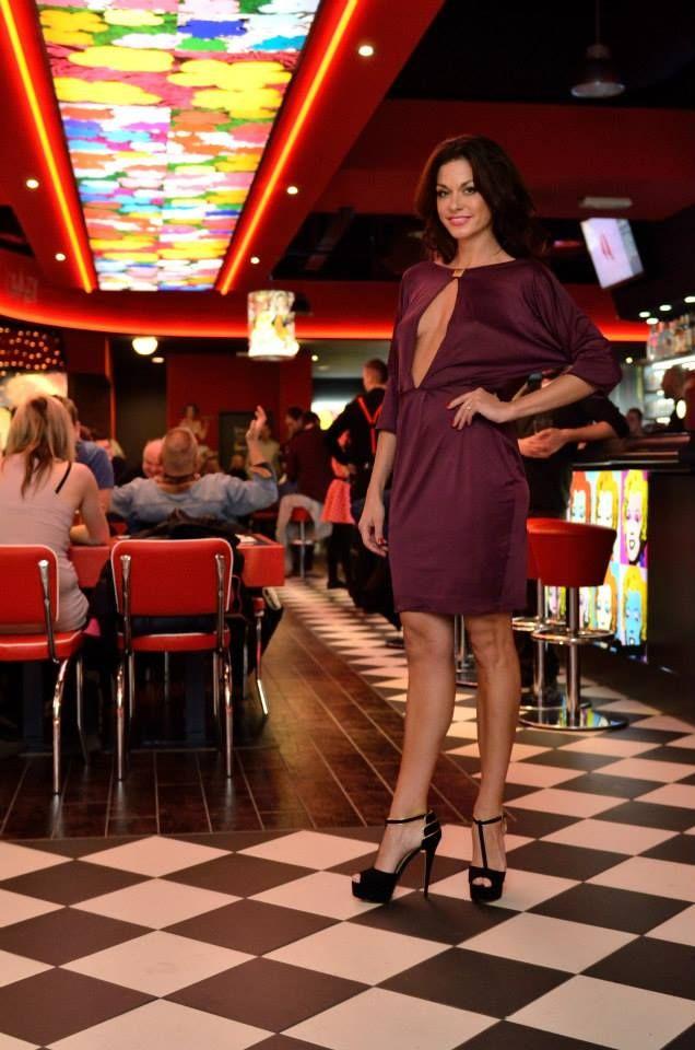 #fashion #show v baru Crazy Bar.