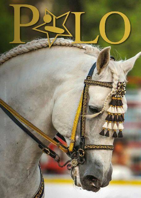 """Edición 46 """"Caballos Andaluces """", Revista POLO.  #horses #cover #magazine #polo #andaluz"""
