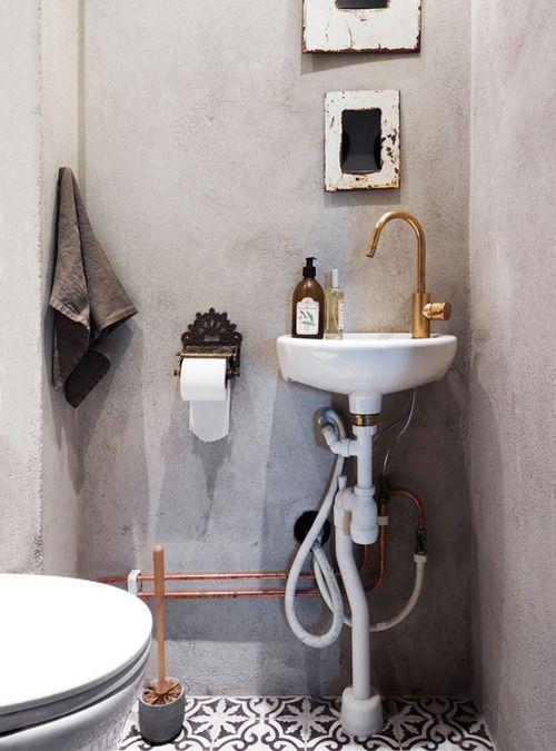 Ideia de lavabo