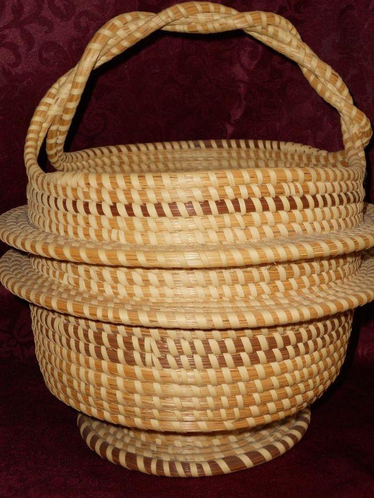 Sweetgrass Baskets – South Carolina State Handicraft