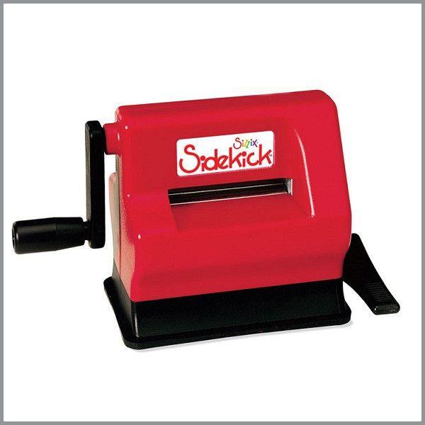 Sizzix Sidekick - Máquina troqueladora