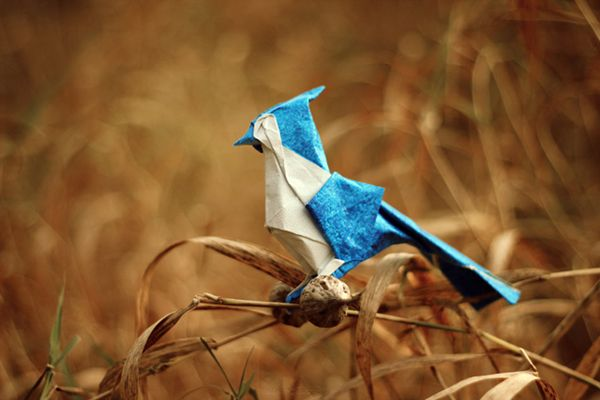 35 Creative Examples of #OrigamiArt- The Ancient #Art Form