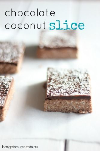 We here at Bargain Mums love no bake slices, and this Chocolate Coconut Slice is one of our favourites.  It's a great quick and easy staple recipe to have on hand for those times when you need to whip up a dessert in no time.  We have topped our slice with a layer of dark […]