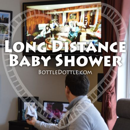 military baby showers surprise baby showers and long distance wedding
