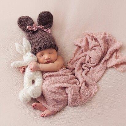 New Born/Easter pics. Baby Milani, six days old. Cyndi Shewmake Photography
