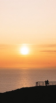 Northern Norway - the Midnight Sun - a goal of mine is to see this with my own eyes someday.