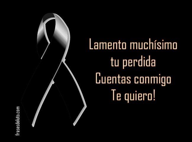 Imagenes Para Dar El Pesame A Un Amigo Condolencias Frases