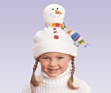 snowman hat!